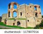 Ruins Of Ancient Imperial Baths ...