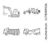 vector design of build and...   Shutterstock .eps vector #1178089036