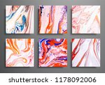 dynamic backgrounds. trendy... | Shutterstock .eps vector #1178092006