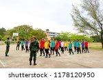 photo of thai teenage students... | Shutterstock . vector #1178120950