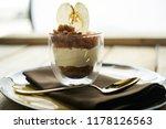 new york cheese cake dessert... | Shutterstock . vector #1178126563