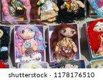 flea market   folk crafts.... | Shutterstock . vector #1178176510