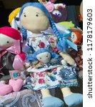 flea market   folk crafts.... | Shutterstock . vector #1178179603