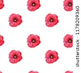 seamless pattern with... | Shutterstock . vector #1178209360