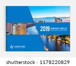cover design for annual report... | Shutterstock .eps vector #1178220829