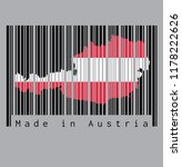 barcode set the shape to... | Shutterstock .eps vector #1178222626