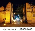 tha pae gate  thailand   Shutterstock . vector #1178301400