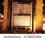 tha pae gate  thailand   Shutterstock . vector #1178301406