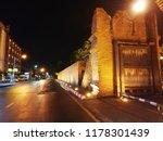 tha pae gate  thailand   Shutterstock . vector #1178301439