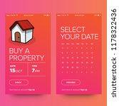 buy a property app ux design...