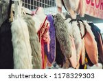headband anime shop. | Shutterstock . vector #1178329303