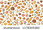 seamless pattern background... | Shutterstock .eps vector #1178345383