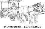 hand drawn monochrome vector...   Shutterstock .eps vector #1178433529