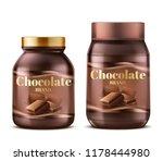 vector 3d realistic chocolate...   Shutterstock .eps vector #1178444980