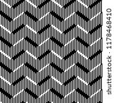 striped seamless geometric... | Shutterstock .eps vector #1178468410