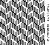 striped seamless geometric... | Shutterstock .eps vector #1178468413