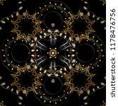 paisleys elegant floral vector... | Shutterstock .eps vector #1178476756