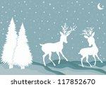 winter | Shutterstock .eps vector #117852670