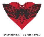 vector graphic abstract... | Shutterstock .eps vector #1178545960