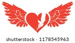 vector graphic abstract... | Shutterstock .eps vector #1178545963
