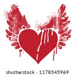 vector graphic abstract... | Shutterstock .eps vector #1178545969