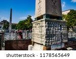 istanbul   turkey   august 2018 ... | Shutterstock . vector #1178565649