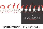 christmas card  seasons... | Shutterstock .eps vector #1178590933