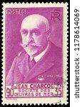 paris  france   1938  jean... | Shutterstock . vector #1178614069