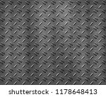 metal plate or background of...   Shutterstock . vector #1178648413