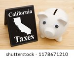 the rate of taxes in the state...   Shutterstock . vector #1178671210