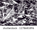 distressed background in black... | Shutterstock .eps vector #1178681896