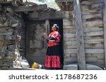 hindukush  pakistan   august ... | Shutterstock . vector #1178687236