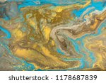 gold marbling texture design.... | Shutterstock . vector #1178687839