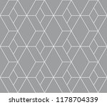 vector seamless pattern.... | Shutterstock .eps vector #1178704339