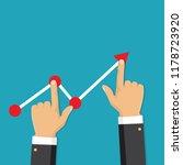 corporate culture business... | Shutterstock .eps vector #1178723920