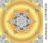 paisleys elegant floral... | Shutterstock . vector #1178748103