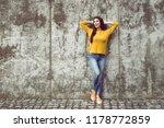 little rest. full length of... | Shutterstock . vector #1178772859