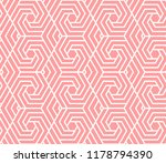 abstract geometric pattern with ... | Shutterstock .eps vector #1178794390