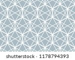 the geometric pattern with... | Shutterstock .eps vector #1178794393