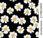 seamless floral pattern with... | Shutterstock .eps vector #1178813839