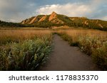 A Hiking Path Leads To The...