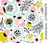 seamless abstract background... | Shutterstock .eps vector #1178835679