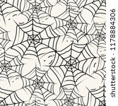 Vector Hand Drawn Pattern On...