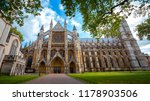 westminster abbey   collegiate... | Shutterstock . vector #1178903506