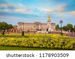 early morning at buckingham... | Shutterstock . vector #1178903509