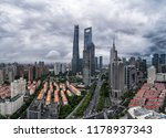 aerial view of buildings of...   Shutterstock . vector #1178937343