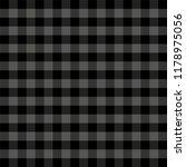 halloween tartan plaid.... | Shutterstock .eps vector #1178975056