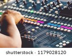 technicians and professional... | Shutterstock . vector #1179028120