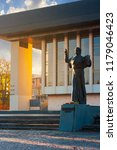 uzhgorod  ukraine   nov 10 ... | Shutterstock . vector #1179046423