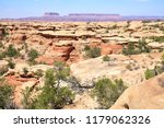 canyonlands national park  big... | Shutterstock . vector #1179062326